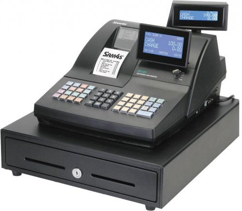 SAM4S NR520 Cash Register