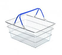 Wire Shopping Basket 23 Litre
