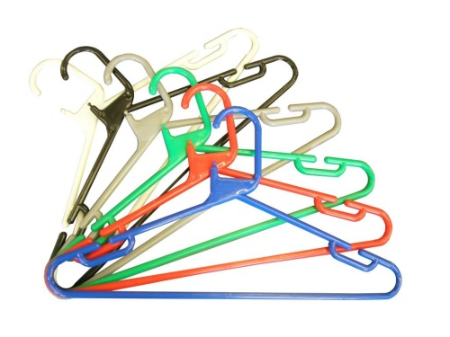 Coloured Heavy Duty Hangers
