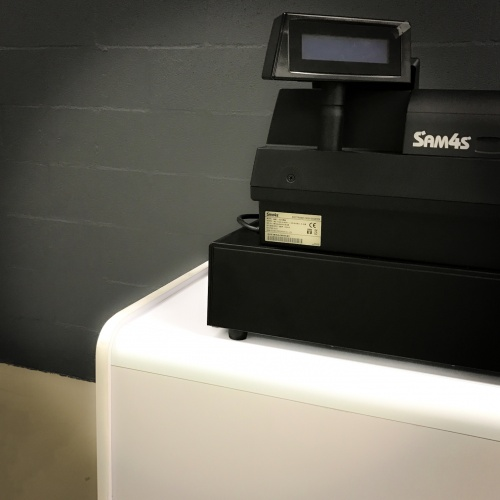 Cash Registers & Scales