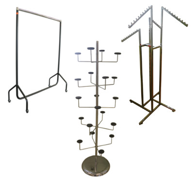 Clothes Rails & Accessory Stands